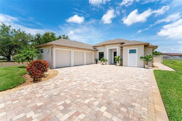 431 Boundary Boulevard, Rotonda West, FL 33947 (MLS #C7445114) :: Gate Arty & the Group - Keller Williams Realty Smart