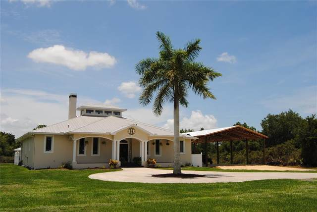 6707 Riverside Drive, Punta Gorda, FL 33982 (MLS #C7445120) :: Zarghami Group