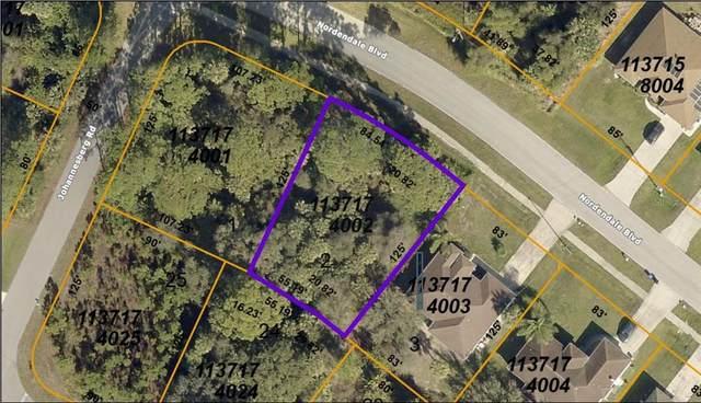 0 Nordendale Boulevard, North Port, FL 34288 (MLS #C7445123) :: Griffin Group