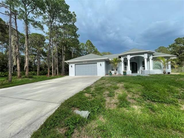 5225 Adina Circle, North Port, FL 34291 (MLS #C7445168) :: Alpha Equity Team