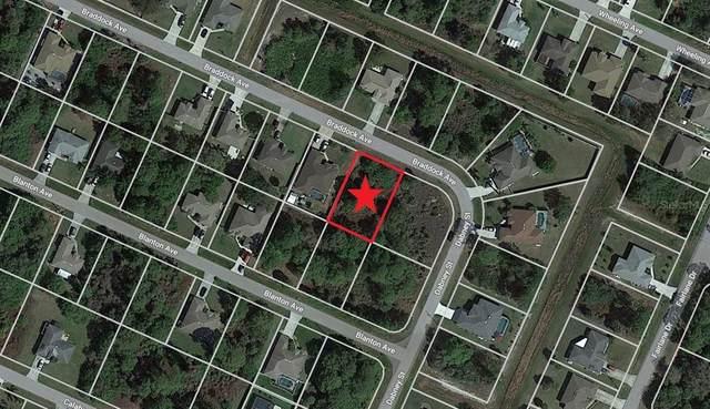 Lot 9 Braddock Avenue, North Port, FL 34288 (MLS #C7445172) :: Keller Williams Realty Peace River Partners