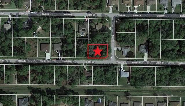 Lot 13 Giblin Drive, North Port, FL 34286 (MLS #C7445195) :: Alpha Equity Team