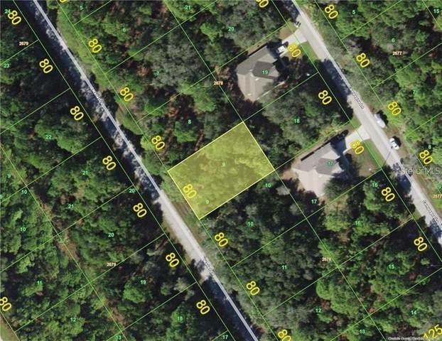 1210 Mallet Lane, Port Charlotte, FL 33953 (MLS #C7445226) :: Coldwell Banker Vanguard Realty