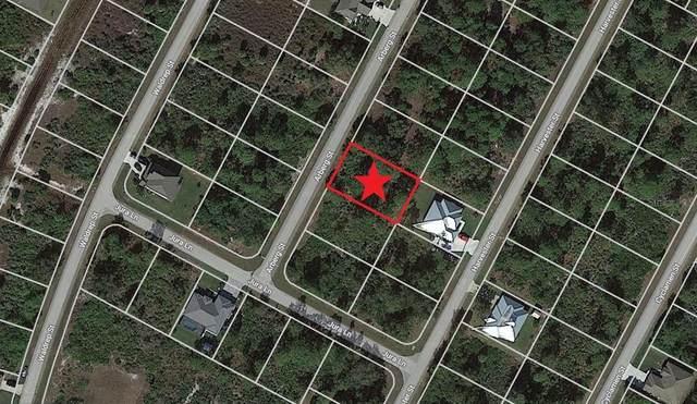 9226 Arberg Street, Port Charlotte, FL 33981 (MLS #C7445228) :: Coldwell Banker Vanguard Realty