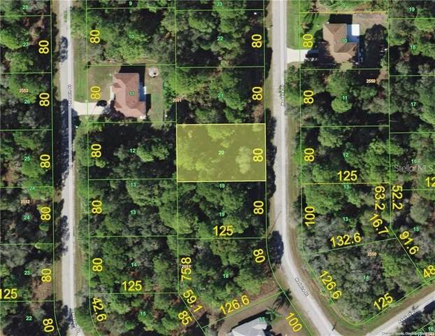 1099 Madeira Street, Port Charlotte, FL 33953 (MLS #C7445230) :: Coldwell Banker Vanguard Realty