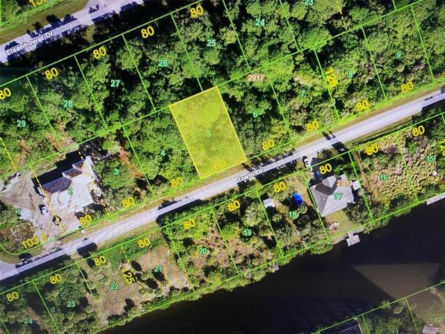 13150 Irwin Drive, Port Charlotte, FL 33953 (MLS #C7445243) :: Armel Real Estate