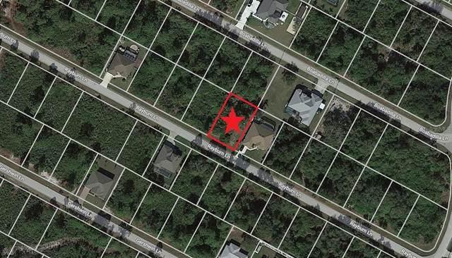 13412 Rayburn Lane, Port Charlotte, FL 33981 (MLS #C7445244) :: Coldwell Banker Vanguard Realty