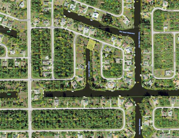 15337 Red Head Avenue, Port Charlotte, FL 33981 (MLS #C7445245) :: Century 21 Professional Group
