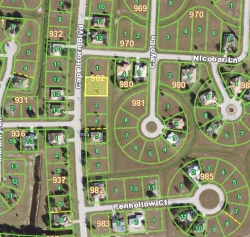 17406 Cape Horn Boulevard, Punta Gorda, FL 33955 (MLS #C7445259) :: Griffin Group