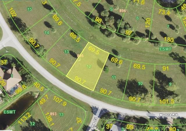 17058 Monza Road, Punta Gorda, FL 33955 (MLS #C7445261) :: Century 21 Professional Group