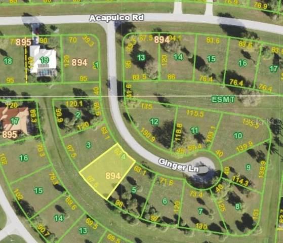 17021 Ginger Lane, Punta Gorda, FL 33955 (MLS #C7445264) :: Griffin Group