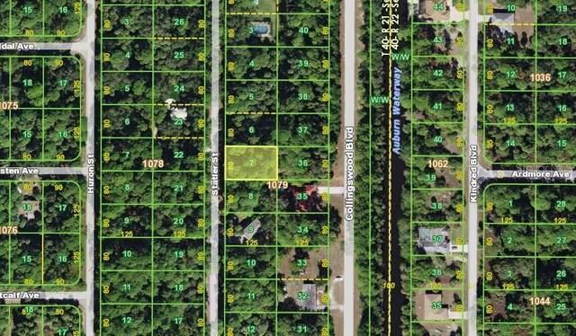 240 Statler Street, Port Charlotte, FL 33954 (MLS #C7445275) :: Zarghami Group