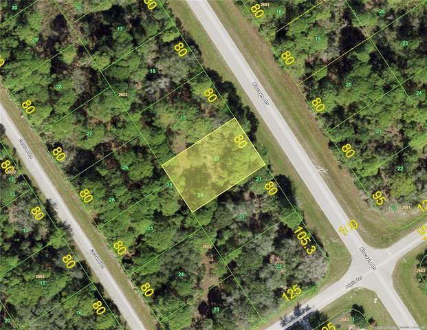 1565 Biscayne Drive, Port Charlotte, FL 33953 (MLS #C7445279) :: Cartwright Realty