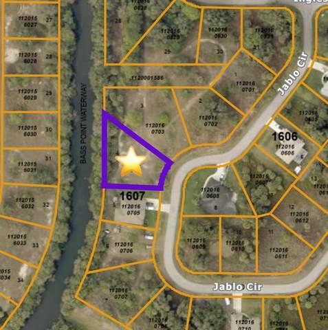 Jablo Circle, North Port, FL 34288 (MLS #C7445288) :: Prestige Home Realty