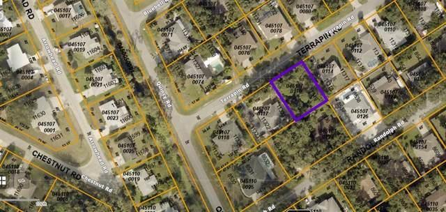 Terrapin Road, Venice, FL 34293 (MLS #C7445325) :: Prestige Home Realty