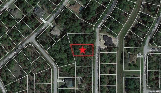 Lot 23 Einstein Street, North Port, FL 34291 (MLS #C7445335) :: Griffin Group