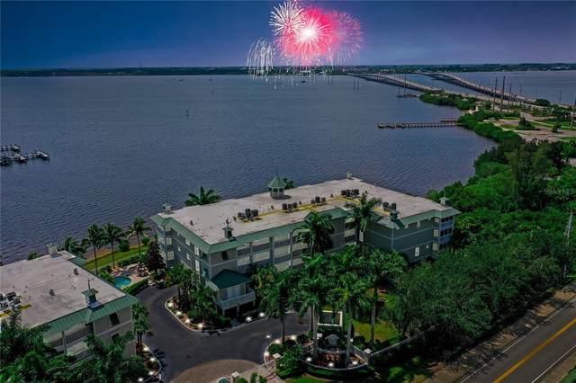 5116 Melbourne Street B-301, Port Charlotte, FL 33980 (MLS #C7445701) :: Stellar Home Sales