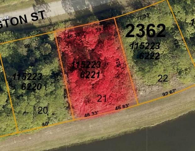 Lot 21 BLK 2382 N Torrington Street, North Port, FL 34288 (MLS #C7445709) :: The Price Group