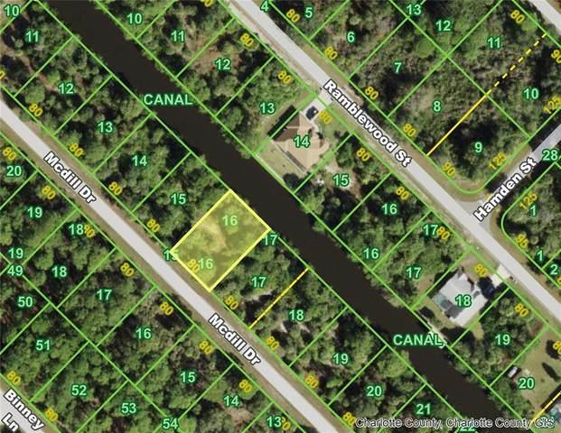 416 Mcdill Drive, Port Charlotte, FL 33953 (MLS #C7445797) :: Zarghami Group