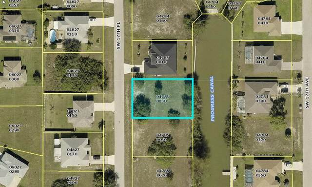 1315 SW 17TH Place, Cape Coral, FL 33991 (MLS #C7445978) :: GO Realty