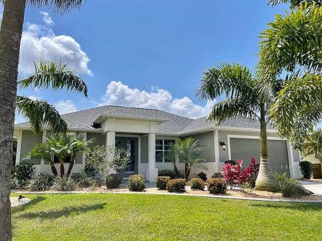 7420 S Moss Rose, Punta Gorda, FL 33955 (MLS #C7445988) :: Rabell Realty Group