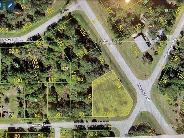 15332 Plank Avenue, Port Charlotte, FL 33953 (MLS #C7445996) :: The Price Group