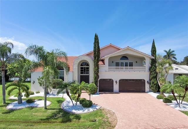 2349 Saint David Island Court, Punta Gorda, FL 33950 (MLS #C7446059) :: Gate Arty & the Group - Keller Williams Realty Smart