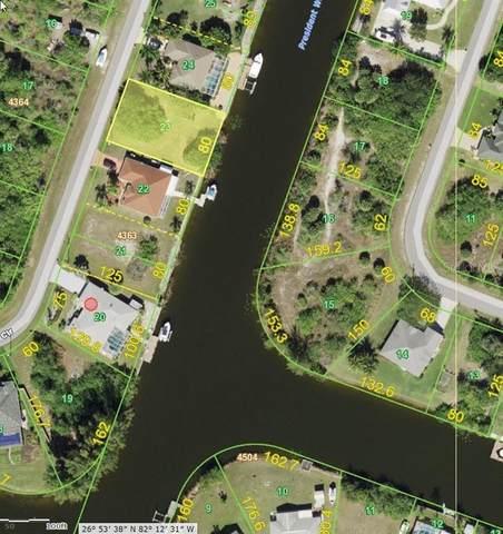 9410 Snapper Circle, Port Charlotte, FL 33981 (MLS #C7446062) :: Zarghami Group