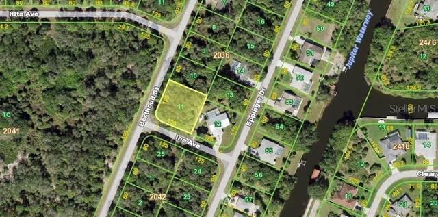 14374 Ina Avenue, Port Charlotte, FL 33953 (MLS #C7446088) :: MVP Realty