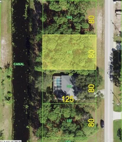 248 Mariner Lane, Rotonda West, FL 33947 (MLS #C7446118) :: Zarghami Group