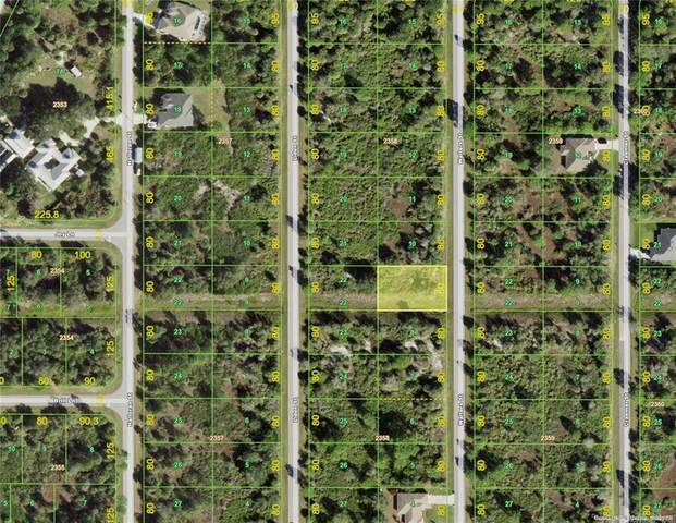 295 Walters Street, Port Charlotte, FL 33953 (MLS #C7446123) :: RE/MAX Local Expert