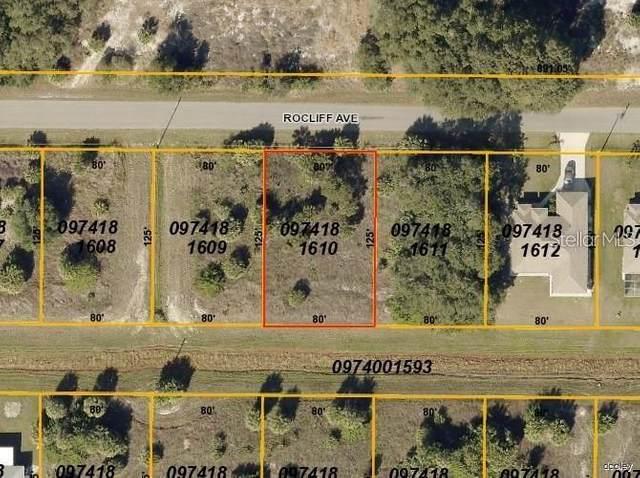 Rocliff Avenue, North Port, FL 34287 (MLS #C7446167) :: Globalwide Realty