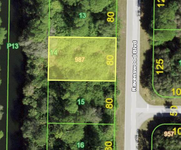 111 Ravenswood Boulevard, Port Charlotte, FL 33954 (MLS #C7446202) :: Century 21 Professional Group