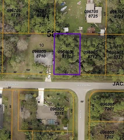Jacaranda Avenue, North Port, FL 34291 (MLS #C7446224) :: Lockhart & Walseth Team, Realtors