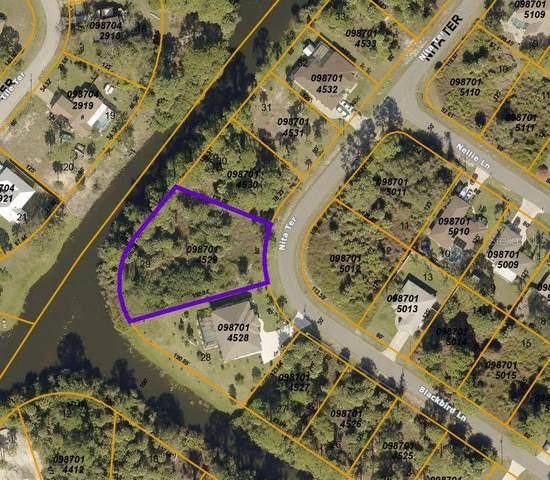 Nita Terrace, North Port, FL 34286 (MLS #C7446229) :: The Price Group
