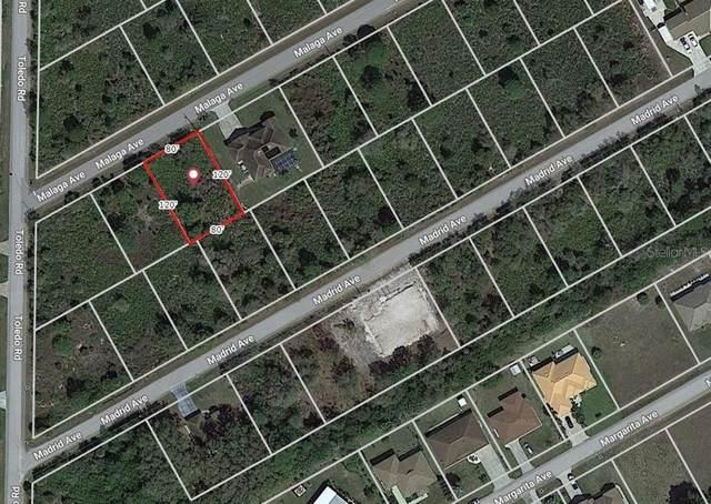 Malaga Avenue, North Port, FL 34287 (MLS #C7446241) :: Zarghami Group