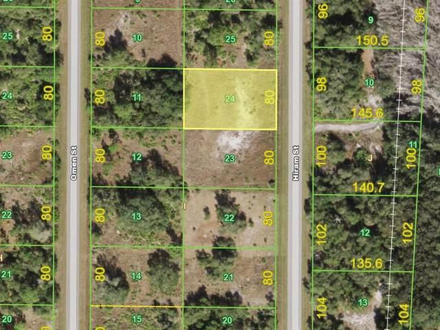 469 Hiram Street, Punta Gorda, FL 33982 (MLS #C7446255) :: Cartwright Realty