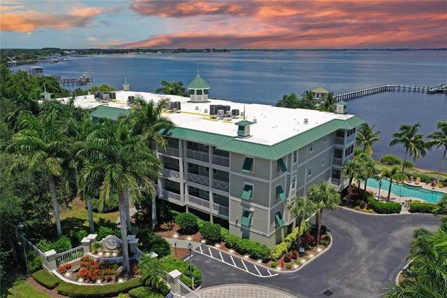 5114 Melbourne Street A-302, Port Charlotte, FL 33980 (MLS #C7446268) :: Stellar Home Sales