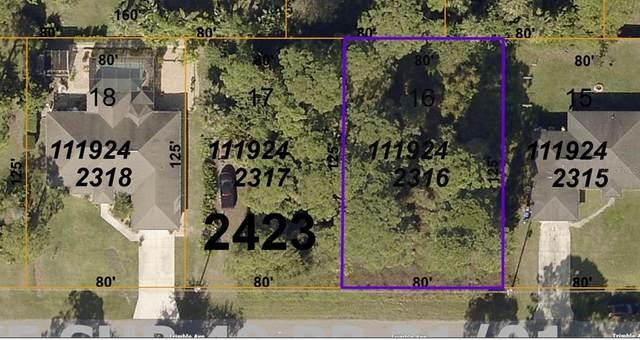 Trimble Avenue, North Port, FL 34288 (MLS #C7446292) :: Zarghami Group