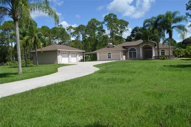 1766 Clow Ct, North Port, FL 34286 (MLS #C7446308) :: Realty Executives