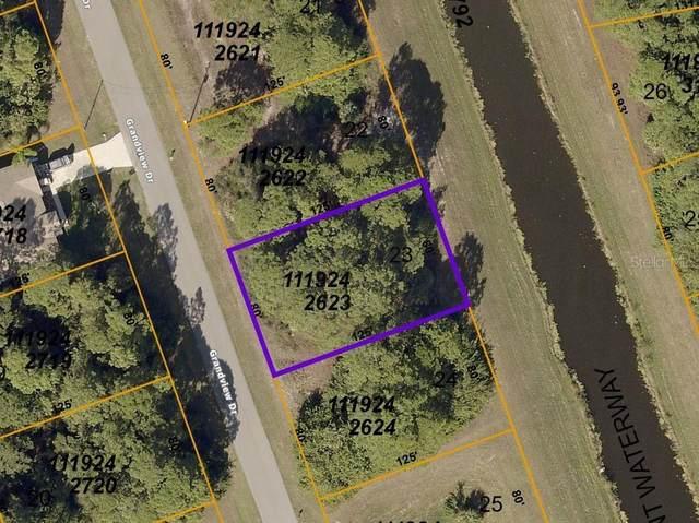Grandview Drive, North Port, FL 34288 (MLS #C7446354) :: The Robertson Real Estate Group