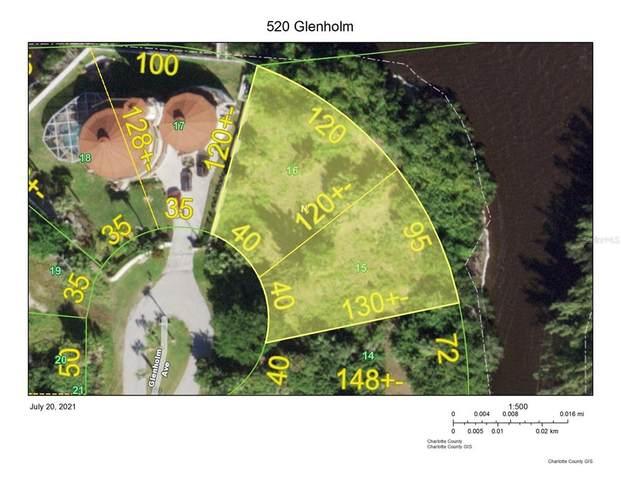 520 Glenholm Avenue, Punta Gorda, FL 33950 (MLS #C7446385) :: Gate Arty & the Group - Keller Williams Realty Smart