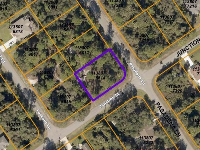 LOT 14 Junction Street, North Port, FL 34288 (MLS #C7446413) :: Zarghami Group