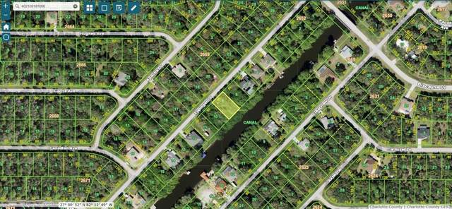 1204 Eppinger Drive, Port Charlotte, FL 33953 (MLS #C7446415) :: Cartwright Realty
