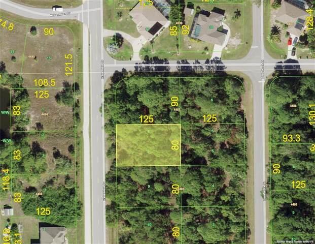 9556 Hallendale Drive, Port Charlotte, FL 33981 (MLS #C7446429) :: The Price Group