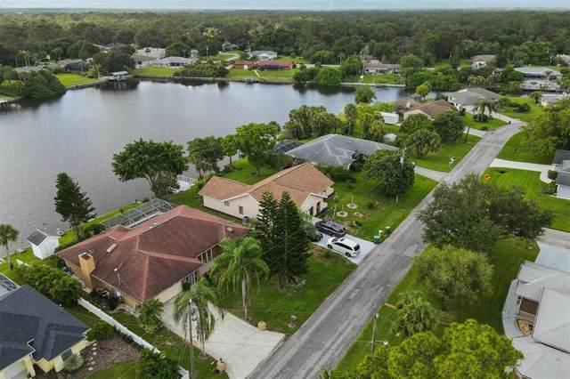 482 Lomond Drive, Port Charlotte, FL 33953 (MLS #C7446440) :: Young Real Estate