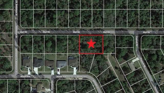 Lot 2 & 3 Myrt Road, North Port, FL 34288 (MLS #C7446453) :: Cartwright Realty