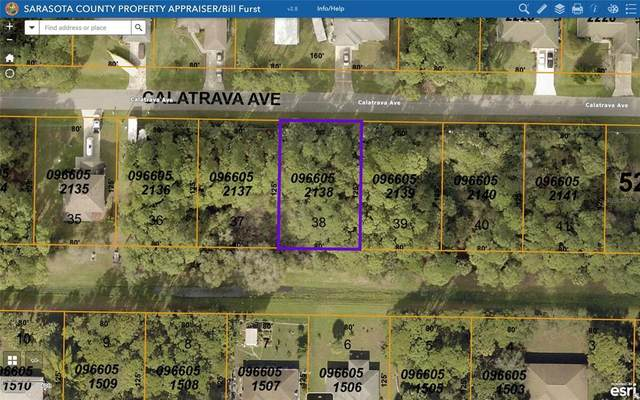 Calatrava Avenue, North Port, FL 34286 (MLS #C7446476) :: Team Turner