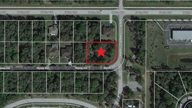 Lot 35 & 36 Skyway Avenue, North Port, FL 34288 (MLS #C7446483) :: Keller Williams Realty Select