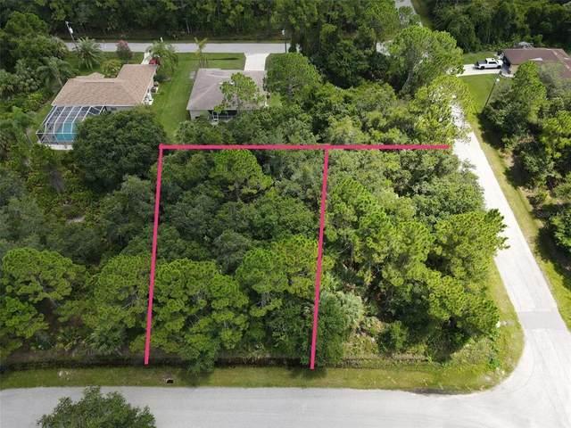 Wells Avenue, North Port, FL 34286 (MLS #C7446486) :: Keller Williams Realty Select
